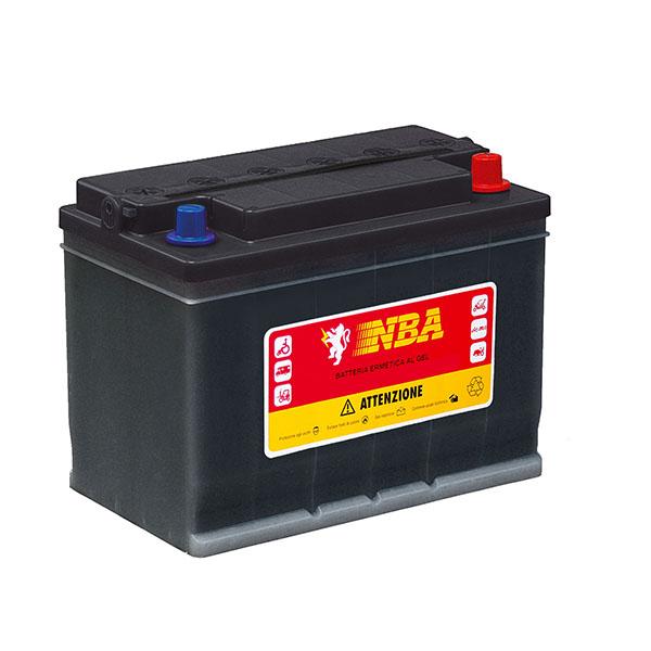 Bateria de Gel 3GL 12N – Selada