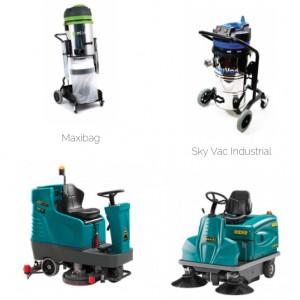Ciclo Verde - Equipamentos e Acessórios Industriais de Limpeza