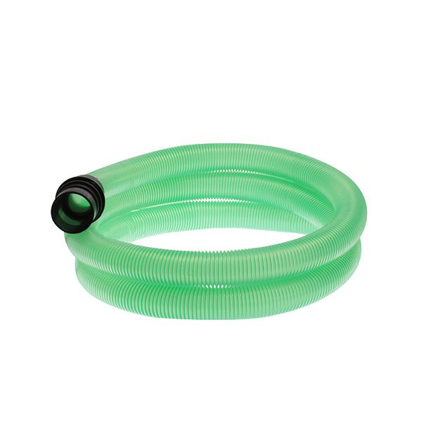 Mangueira Flexível Ø36 milímetros Verde Transparente