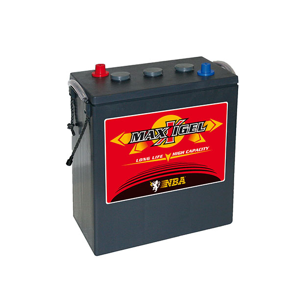 Bateria de Gel MAXXIGEL - Selada