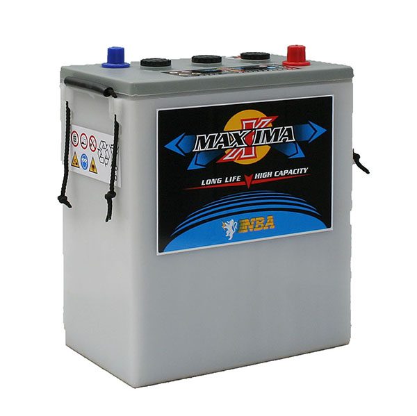 Bateria de Ácido MAXXIMA – Tubular