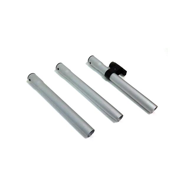 Tubos de Alumínio para Aspirador 3x Ø32 milímetros